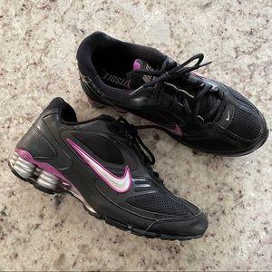 NIKE | shox sneakers